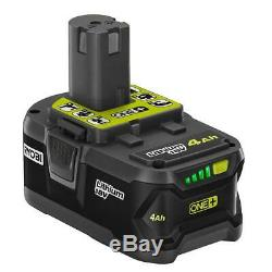 18-Volt ONE+ Lithium-Ion Cordless 3-Speed 1/2 in. Impact Wrench Tool Kit