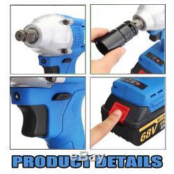 68V/ 98V/ 12V Cordless Electric Impact Wrench/Drill Brushless Motor set