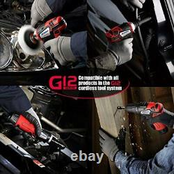 ACDelco G12 12V 3/8 Brushless Cordless Ratchet Wrench, 65 ft-lbs, ARW1210-3P
