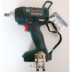 BOSCH GDS 18V-EC250 Cordless Shock Impact Wrench (Solo Body Only)