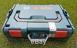 Bosch GDS 18 V-Li HT Professional Cordless Impact Wrench/Gun c/w 2 x 4ah Batt