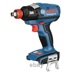 Bosch GDX 18V-EC Cordless Impact Wrencher EC (Solo Only Body) Bare Tool
