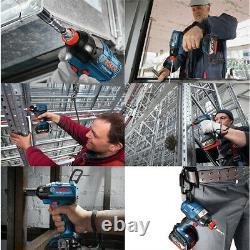 Bosch GDX 18V-EC Professional Cordless Impact Driver 18V Easy Grip Bare Tool