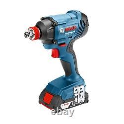 Bosch GDX 18 V-180 Professional Impact Driver Wrench 1/2 1/4 GDX18V-180 Bare