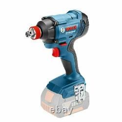 Bosch Gdx 18 V-180 18v Impact Drill / Wrench Body Only Brand New 06019g5204