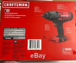 Craftsman CMCF900B 1/2 20V Cordless Impact Wrench (BRAND NEW)