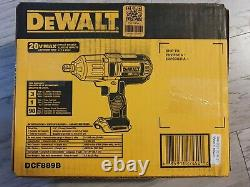 DEWALT 20V Li-Ion 1/2 in. Impact Wrench DCF889B New Tool Only