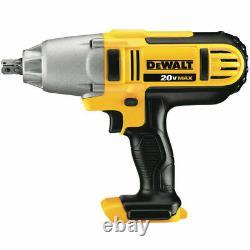 DEWALT 20V Li-Ion 1/2 in. Impact Wrench DCF889B New Tool Only Q-5