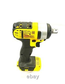DEWALT 20V MAX Cordless Li-Ion 1/2 in. Impact Wrench DCF880B New Tool Only