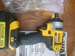 DEWALT 20V MAX Cordless Li-Ion 1/2 in. Impact Wrench DCF880B Tool Only