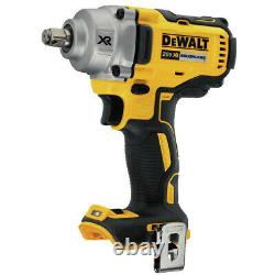 DEWALT 20V MAX XR 1/2 in. Mid-Range Impact Wrench (Tool Only) DCF894HB New