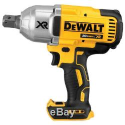 DEWALT 20V MAX XR Brushless Li-Ion 3/4 in. Impact Wrench DCF897B NEW (Tool Only)