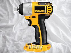 DEWALT Bare-Tool DC820B 1/2-Inch 18-Volt Cordless Impact Wrench Tool Only, N