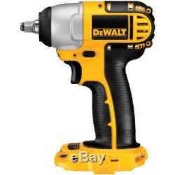 DEWALT DC823B 18V 3/8-in Cordless Impact Wrench (Bare Tool) NEW Free Priority SH