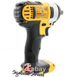 DEWALT DCF880B 20V MAX Lithium Ion 1/2 Impact Wrench with Detent Pin Bare Tool