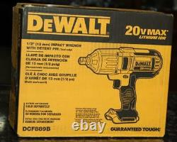 DEWALT DCF889B 20V MAX Cordless Impact Wrench 1/2-Inch (Tool Only) New in Box