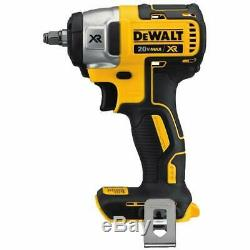 DEWALT DCF890BR 20V Max XR 3/8 Compact Cordless 20 Volt Impact Wrench TOOL ONLY