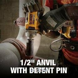 DEWALT DCF894B 1/2 Mid Range Cordless Impact Wrench with Detent Pin