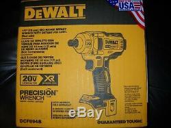 DEWALT DCF894B 20V MAX XR 1/2 Cordless Impact Wrench Detent Pin Anvil NEW