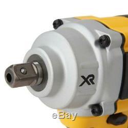 DEWALT DCF894B 20V Max Xr 1/2 Mid-Range Cordless Impact Wrench with Detent Pin