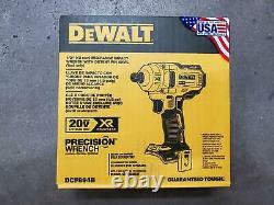 DEWALT DCF894B 20V XR Cordless Impact Wrench, 1/2-Inch, Tool Only
