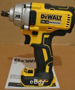 DEWALT DCF894HB 20V 20 Volt MAX XR 1/2 Mid-Range Cordless Impact Wrench