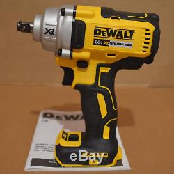 DEWALT DCF894HB 20V MAX XR Cordless 1/2 Mid-Range Impact Wrench