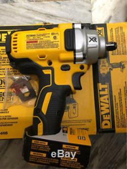 DEWALT DCF894HB 20V MAX XR Cordless 1/2 Mid-Range Impact Wrench Retail Pack