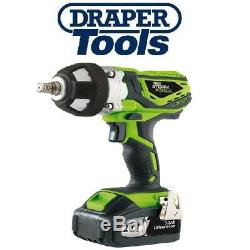 DRAPER Storm Force Cordless Impact Wrench (20V) 1/2 impact wrench 01031