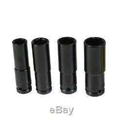 Dayplus New In Box Cordless 1/2 High Torque Impact Wrench 21V 2X Li-Lon Battery