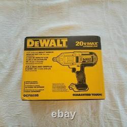 DeWALT DCF889B 20V MAX TORQUE 1/2 INCH CORDLESS IMPACT WRENCH PIN DETENT