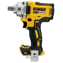 DeWALT DCF896B 20V 1/2 Inch Pin Anvil Brushless Impact Wrench, Bare Tool