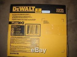 DeWALT DCF897B 20 Volt 3/4 Brushless Cordless High Torque Impact Wrench NEW