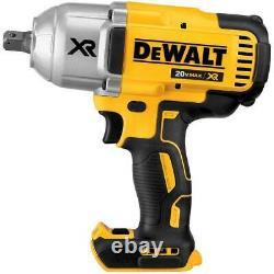 DeWALT DCF899B 20V 1/2-Inch MAX Brushless Torque Impact Wrench Bare Tool