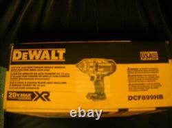 DeWALT DCF899HB 20-Volt MAX 1/2 Brushless Cordless Impact Wrench Hog Ring Anvil