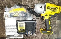 DeWALT DCF899 20V 1/2 Brushless Cordless Impact Wrench Kit with Battery Brand New