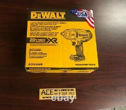 DeWalt DCF899HB 20-Volt Max XR Lithium Ion 1/2 in. Cordless Impact (Tool Only)