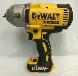DeWalt DCF899 20V Max XR High Torque 1/2 Cordless Impact Wrench, F, M