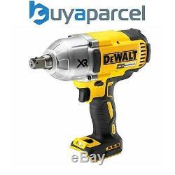 Dewalt 18v DCF899N XR High Torque Impact Wrench Li-Ion 1/2 Bare Unit Rp DCF889