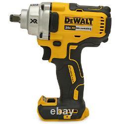 Dewalt 20V MAX XR Mid Range Cordless Impact Wrench with Hog Ring Anvil