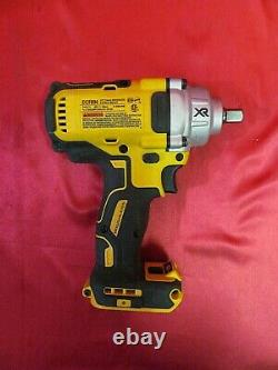 Dewalt 20V Max XR Brushless Cordless 1/2 3-Speed Impact Wrench Tool Only