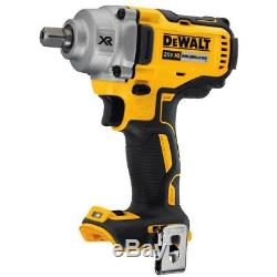 Dewalt 20V Max XR Cordless Brushless 1/2Impact Wrench (Tool-Only)
