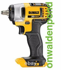 Dewalt 20v Max Cordless Li-ion 3/8 Inch Impact Wrench Dcf883b New In Box Tool
