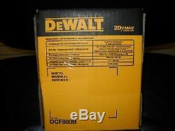 Dewalt DCF880B 20V Cordless 1/2 Impact Wrench Detent Pin MAX NEW IN BOX