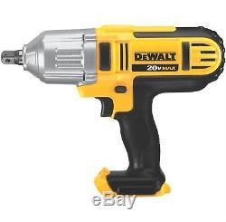 Dewalt DCF889B Cordless Impact Wrench, 1/2 in, 20 V, Each