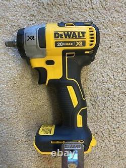 Dewalt DCF890B 3/8 20V 20 Volt Max XR Brushless Impact Wrench (Tool Only)