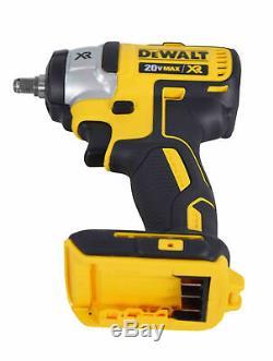 Dewalt DCF890M2 20V MAX XR 3/8 Cordless 20 Volt Compact Impact Wrench Kit