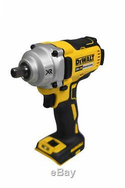 Dewalt DCF894P2 20V Max Xr 1/2 Brushless Mid-Range Cordless Impact Wrench Kit