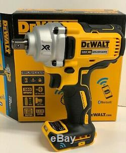 Dewalt DCF896N 18V 1/2 Cordless Brushless Mid-Torque Impact Wrench Tool Connect