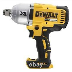Dewalt DCF897N 18v XR Mid Torque Brushless Compact Impact Wrench 3/4 Bare